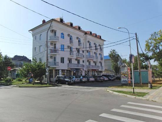 Анапа ул. Владимирская гостиница