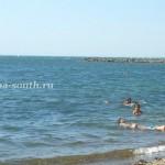 Пляж «Высокий берег», 3.06.2011