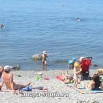 Пляжный отдых в Анапе