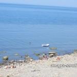 Теплый воздух и вода в Анапе