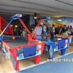 Игровые аттракционы в Анапе