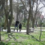 Анапа весной