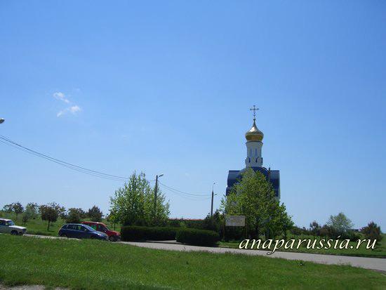 Храм иконы Божией Матери «Державная» в Анапе