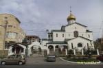 Храм Святого Серафима Саровского