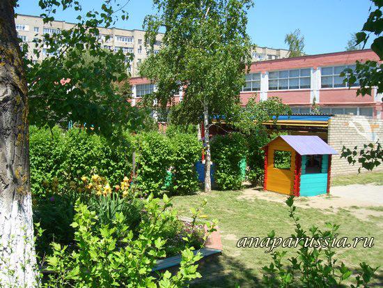 Детский сад №3 «Звездочка» в Анапе